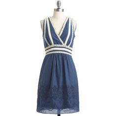Roped Into Romance Dress, found on polyvore.com