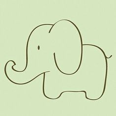 Easy elephant drawing cute doodles, simple doodles, cool drawings, animal d Easy Elephant Drawing, Elephant Sketch, Elephant Doodle, Simple Elephant Tattoo, Elephant Drawings, Elephant Outline, Elephant Quilt, Elephant Pattern, Doodle Drawings