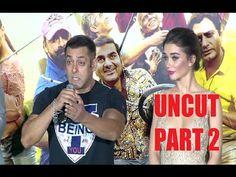 FREAKY ALI trailer launch | Salman Khan, Sohail Khan, Amy Jackson, Nawazuddin | PART 2