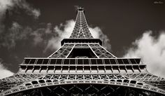 """Paris. Eiffel Tower.I"" by Viktor Korostynski, via 500px."