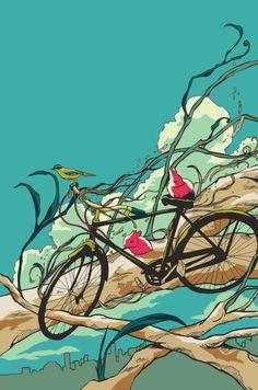 Cycleart #cycling #velo #bike