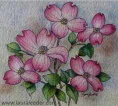 Awakenings by Laura Leeder Visit www.lauraleeder.com for spring paintings,prints and notecards