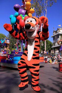 Celebrate! A Street Party: Tigger