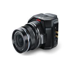 Blackmagic Design Micro Studio Camera - The Blackmagic Micro Studio Camera is an incredibly tiny Ultra HD studio camera that's perfectly designed for live production. Micro Studio, Cheap Cameras, Fujifilm Instax Mini, Australia, Label, Design, Search, Pictures, Camera