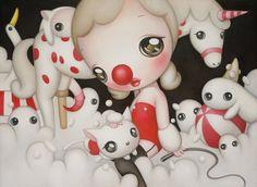 Winter Circus by Carol Liu