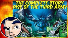 Rise of the Third Army (Green Lantern) Complete Story