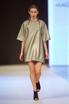 Fashion Week Poland: Magda Floryszczyk wiosna-lato 2015, fot. Łukasz Szeląg