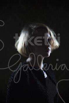 Dark Portraits by Aki Roukala - Aino Venna