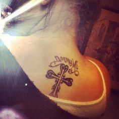 Tattoo i got for my grandma who passed away always love for Tattoos for mom who passed away