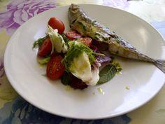 ''>->   >   s  Sgombro   insalata   citronette   <^> >^>  Gino D'Aquino