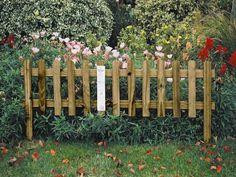 60 best Small Garden Fence Ideas images on Pinterest | Garden ...