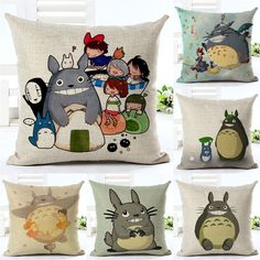My Neighbor Totoro -  45*45cm Home Decorative Cute Totoro Cushion Cover - 8 Styles Available  Final Sales  My Neighbor Totoro -  45*45cm Home Decorative Cute Totoro Cushion Cover - 8 Styles Available  $ 13.22   ✈️FREE Shipping Worldwide  | 2000+ Products  Shipped Worldwide | Refund Guarantee |  See more pic in https://www.totoroshop.co/my-neighbor-totoro-4545cm-home-decorative-cute-totoro-cushion-cover-8-styles-available/  〰〰〰〰〰〰  #totoro #totoroshopco #japan #ghibli #freeshipping #toys…