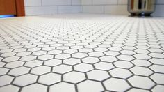 Daltile+Hexagon+Floor+Tile | Showcased on January 2, 2015 by Ryan C • 0 Comments