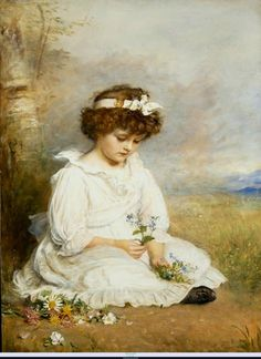 .John Everett Millais  (1829-1896) Pintor Británico-