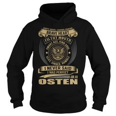OSTEN Last Name, Surname T-Shirt