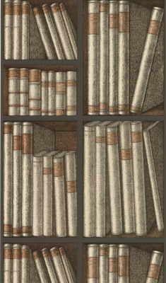 Cole and Son Wallpaper - Ex Libris