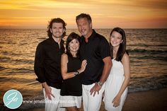 4 Ways To Help You Prepare For Your Beach Family Portraits