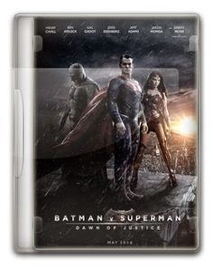 Batman Vs Superman – A Origem da Justiça - AC-AV-FAN (2016) Dubaldo 2h 10 Min Título Original: Batman v Superman: Dawn Of Justice Gênero: Ação, Aventura, Fantasia Ano de Lançamento: 2016 Duração: 2h 10 Min B 12/2015