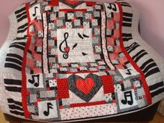 Kynslie's Song Bird Quilt