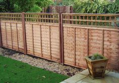We might have to do a variation of this for township rules. I want a full privacy fence.