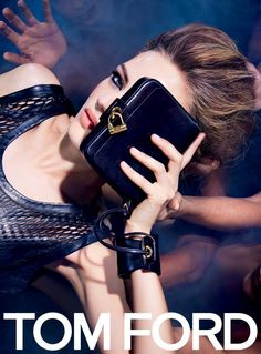 Esther Heesch for Tom Ford Spring/Summer 2014 Campaign   The Fashionography