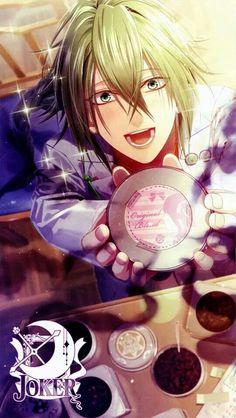 Ukyo from Amnesia Amnesia Otome Game, Amnesia Ukyo, Handsome Anime Guys, Cute Anime Guys, Anime Love, Amnesia Memories, Manga Anime, Anime Art, Otaku