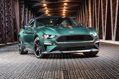 The very first example of the 2019 Ford Mustang Bullitt has sold at the Barrett-Jackson Scottsdale sale for $300,000, and all that money goes to charity.