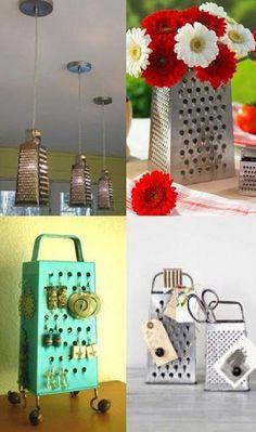 Ideas para reciclar y decorar nuestra casa
