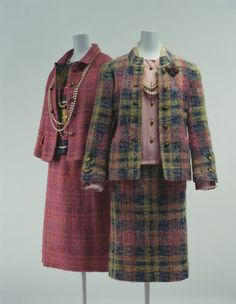 Suits, Coco Chanel, 1968-1969, The Kyoto Costume Institute