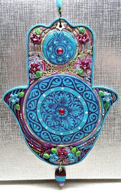 Mandala Hamsa by efrat