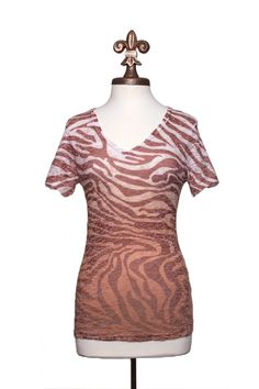 Dressing Your Truth - Type 3 Tiger Stripes Hot-T