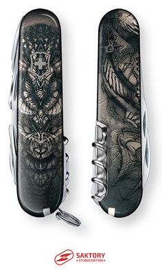 Mystic Shaman Swiss Army Knife: Saktory Studio Edition