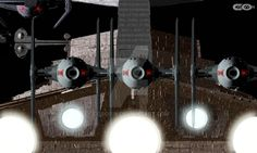 5 Star Wars - Star Destroyer and Tie Fighters by cosovin on DeviantArt