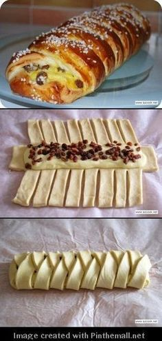 27 аппетитных идей разделки фигурного теста – Hi, ich bin Mustafa. Baking Recipes, Dessert Recipes, Bread Shaping, Sweet Bakery, Bread And Pastries, Sweet Bread, Sweet Recipes, Food And Drink, Favorite Recipes