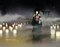 Jigoku Shoujo / Enma Ai /  HellGirl