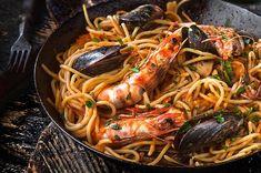Greek Recipes, Fish Recipes, Seafood Recipes, Cooking Recipes, Recipies, Healthy Eating Tips, Healthy Recipes, Greek Cooking, Food Categories