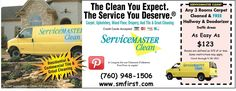Is it time to get something cleaned in your home?  We can help!