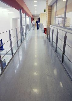 Altro Chrysalis installed in an educational setting. - www.altro.com
