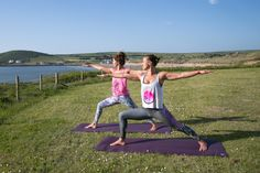 Yin classes are slow in pace, and work with the connective tissue rather than muscle to encourage the body to let go of tension and in doing so, helping to calm the mind.   http://www.bluefizzevents.co.uk/yogaglamp/