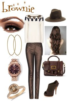 """""""brownie"""" by generation08 on Polyvore"""