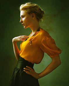 lighting (on Cate Blanchett)