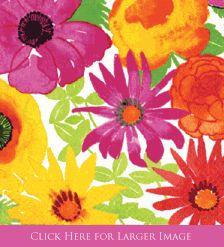Floral Paper Napkins Gerbera Daisy Paper Napkins Designer Paper Napkins - Set To Celebrate  sc 1 st  Pinterest & Gerbera Daisy Paper Plates Gerbera Daisy Themed Bridal Shower at ...
