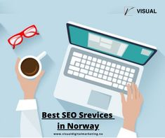 Get the best SEO services online. Visual Digital Marketing is one of the leading company that offers SEO Services in Norway and helps to boost your business online. We provide all kinds of digital marketing services and increase the number of visitors to your website by obtaining a ranking on a search engine. Visit us. Best Seo Services, Digital Marketing Services, Search Engine, Norway, Online Business, Number, Website