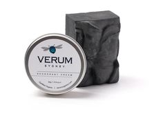 DETOX DUO  DETOX essentials features one VERUM certified organic deodorant coupled with a CREME DETOX soap.