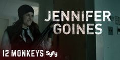 12 Monkeys: Showcasing Jennifer Goines - A Method to the Madness