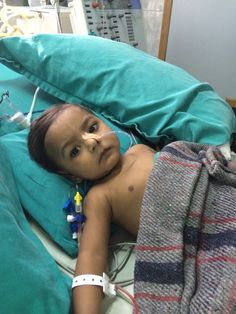 Child Heart Surgery - Kindly Donate
