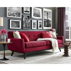 Decorating with a red couch red sofa living room decor red sofa living room modern marvelous . decorating with a red couch Red Furniture, Red Sofa Living, Living Room Red, Red Couch Living Room, Couches Living Room, Interior Design Living Room, Living Room Color, Sofa Design, Living Room Designs