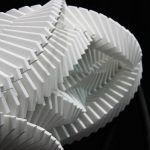 Asinas II: A Dizzying New Kinetic Sculpture by Jennifer Townley