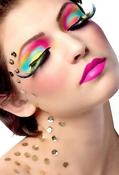 Love this Colour Photographic Ramp look!