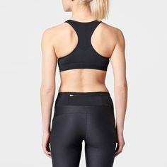 f8d6e951eacf Jogging Abbigliamento donna - Top running donna FIRST nero KALENJI -  Intimo,accessori